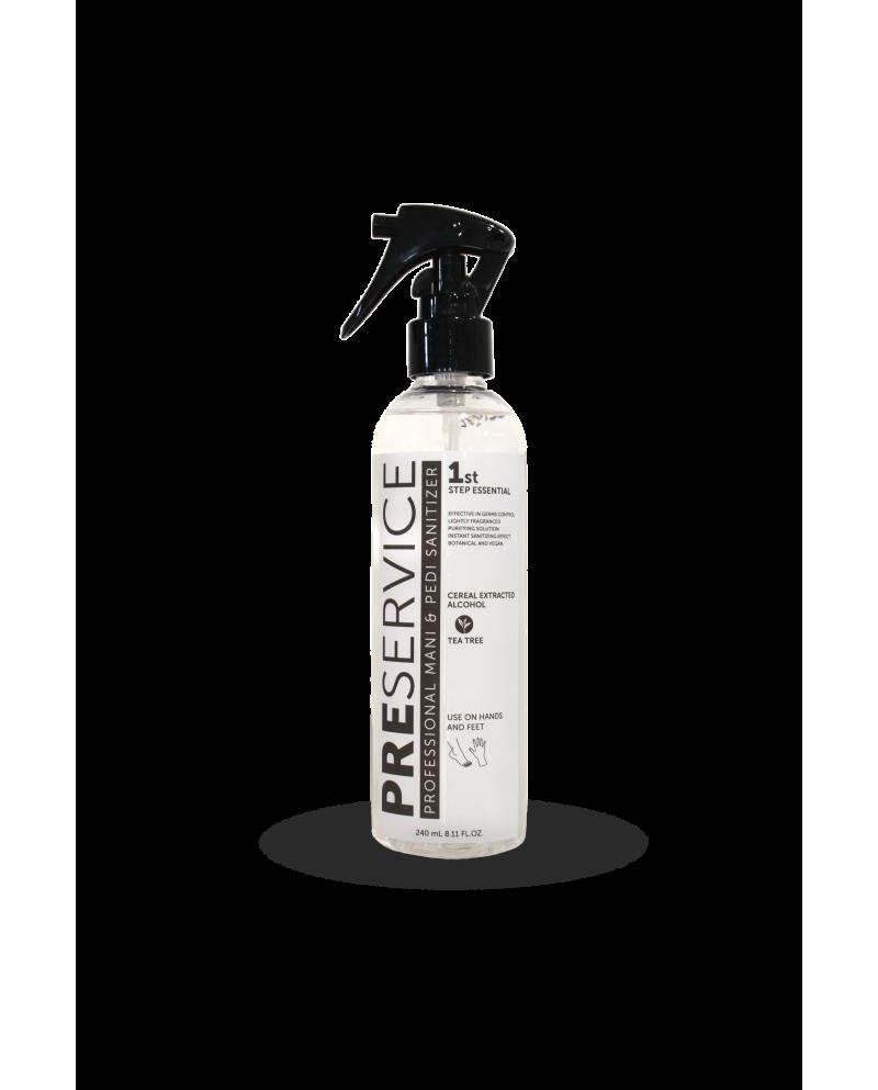 PreService - Professional Pedicure and Manicure Sanitizer